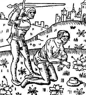 Justice seigneuriale manteresse en 1498 - Dessins moyen age ...